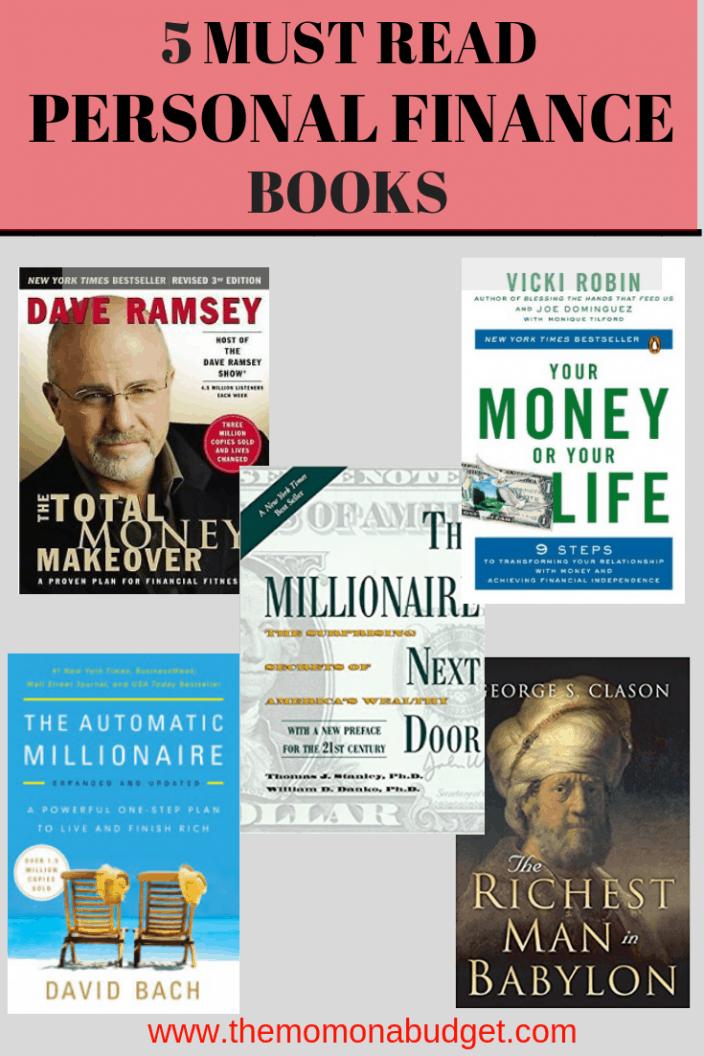5 Must read books