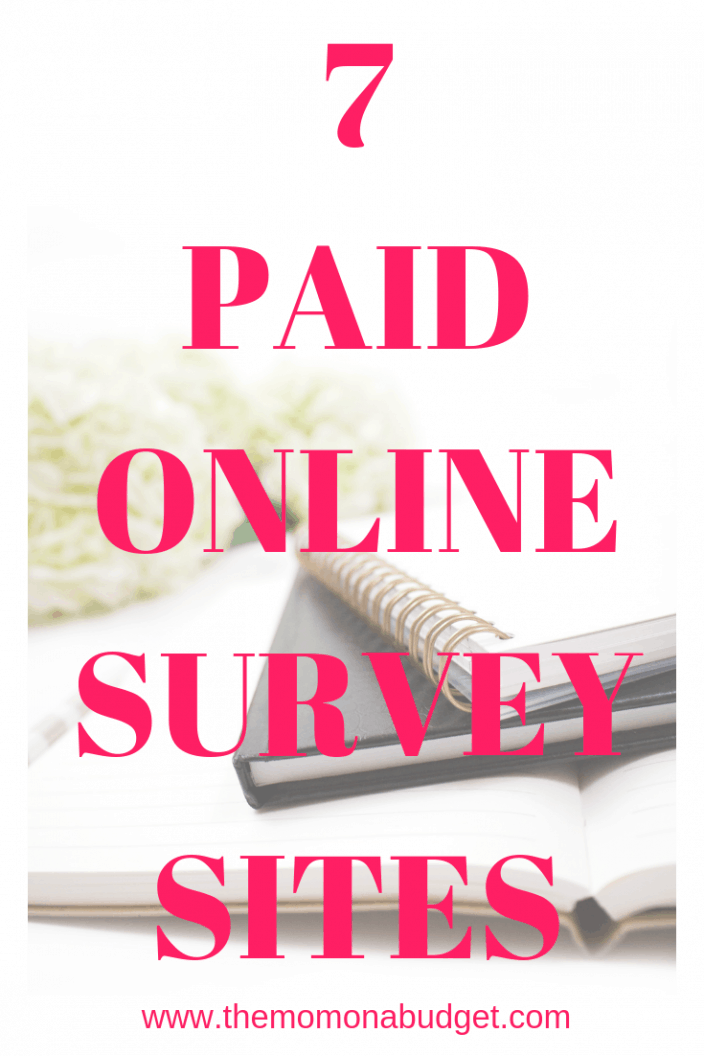 7 Paid online survey sites