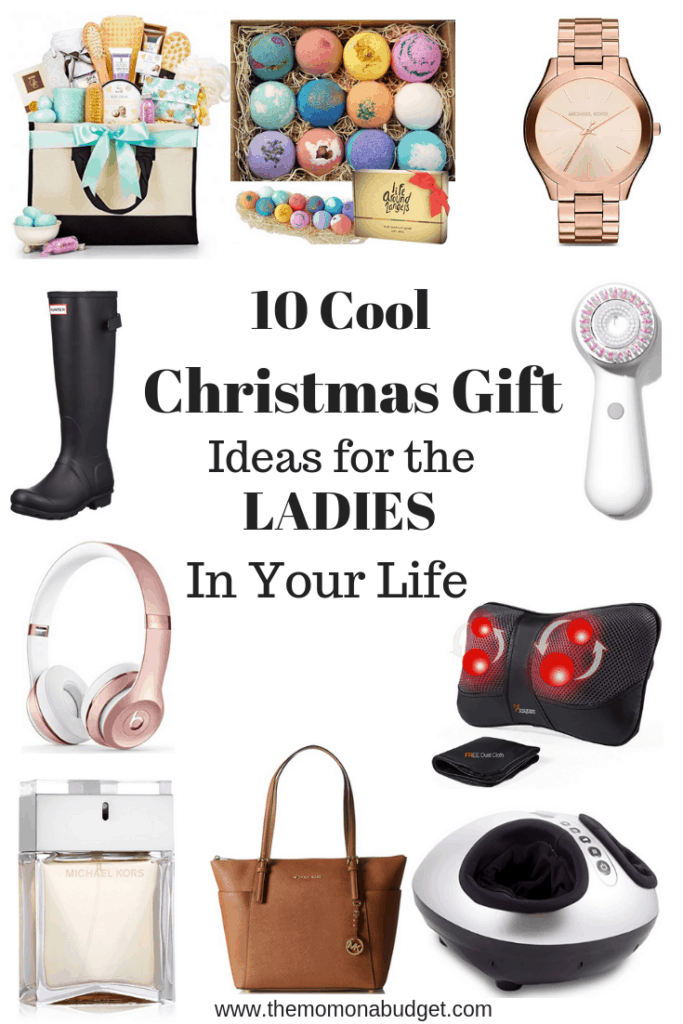 10 Cool Christmas gift ideas for the ladies in your life