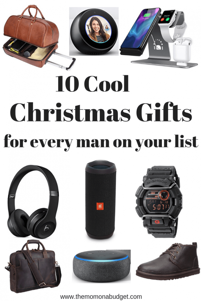10 cool Christmas gift ideas for every man in your life