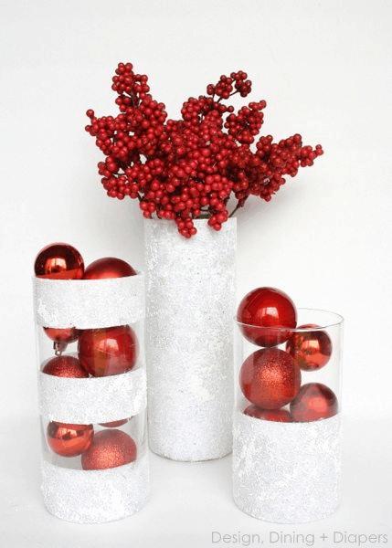 10 Dollar Store Christmas decoration ideas