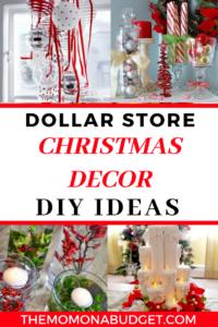 40 Festive Dollar Store DIY Decor Ideas