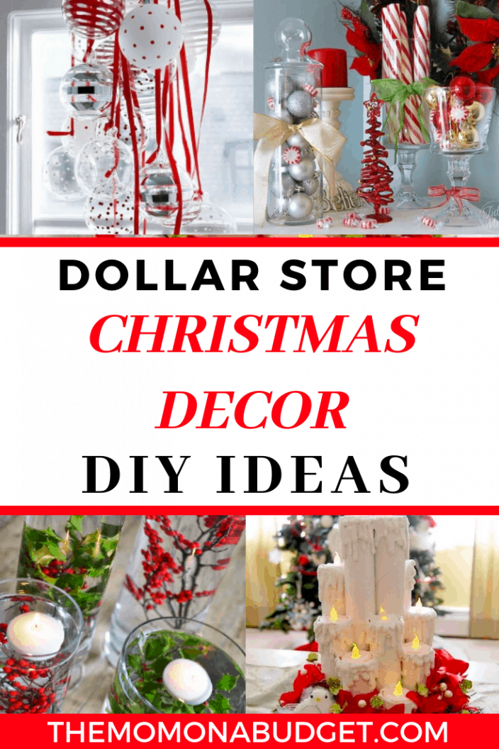 40 Festive Dollar Store DIY Decor Ideas
