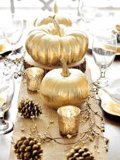 DOLLAR STORE THANKSGIVING DECORATION IDEAS ON A BUDGET