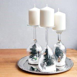 Dollar Store Christmas DIY Decorations