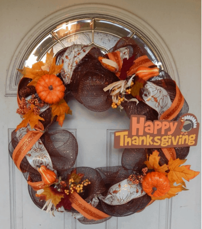Thanksgiving Dollar Tree Decoration Ideas
