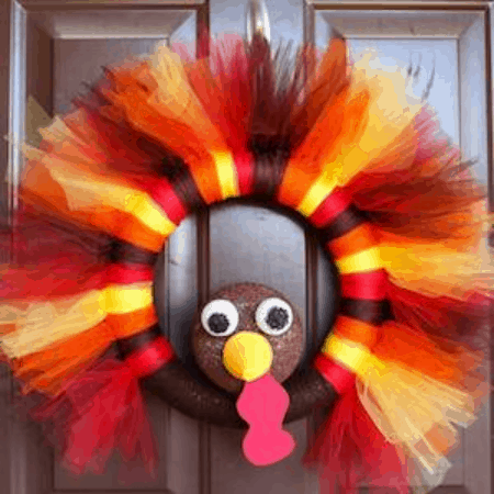 Thanksgiving Dollar Tree DIY Decor