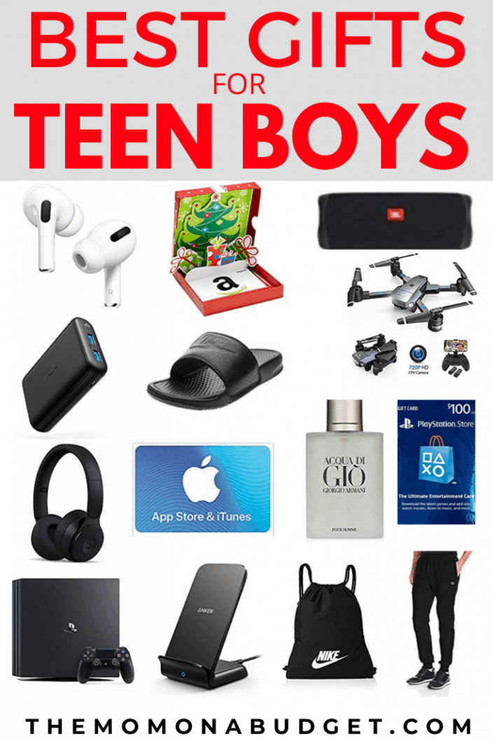 20 Best Christmas Gift Ideas for Teen Boys