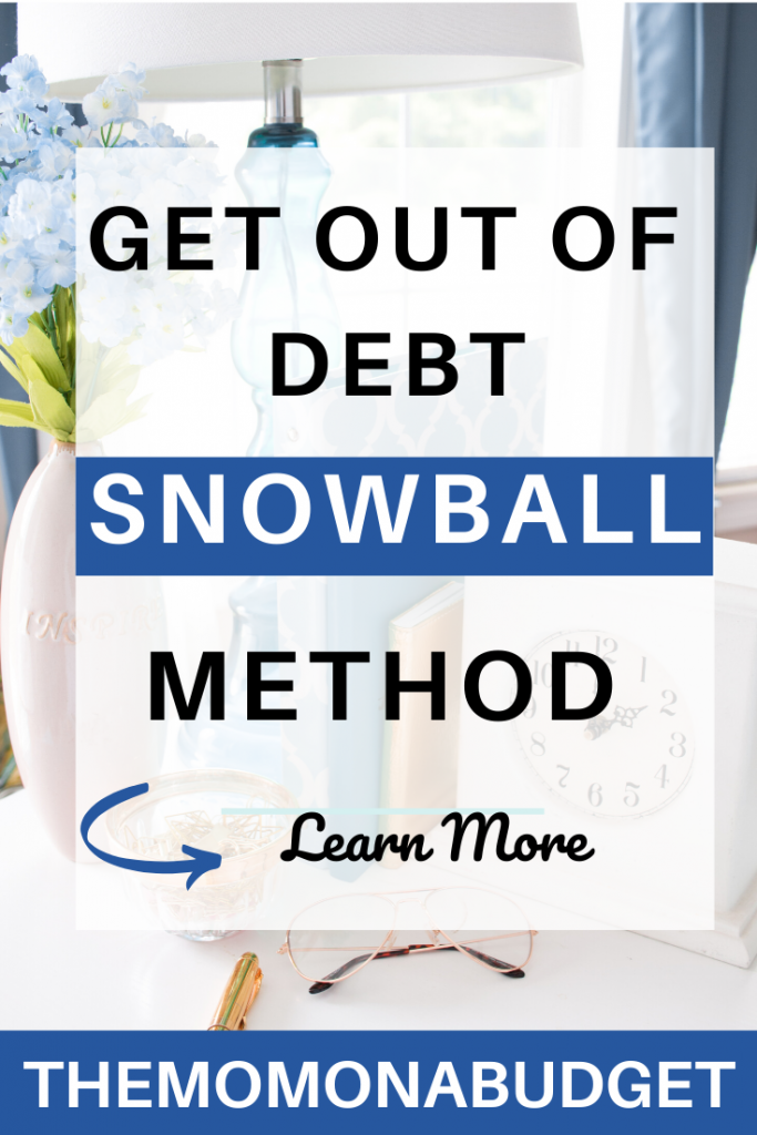 How to pay off debt with the debt snowball method