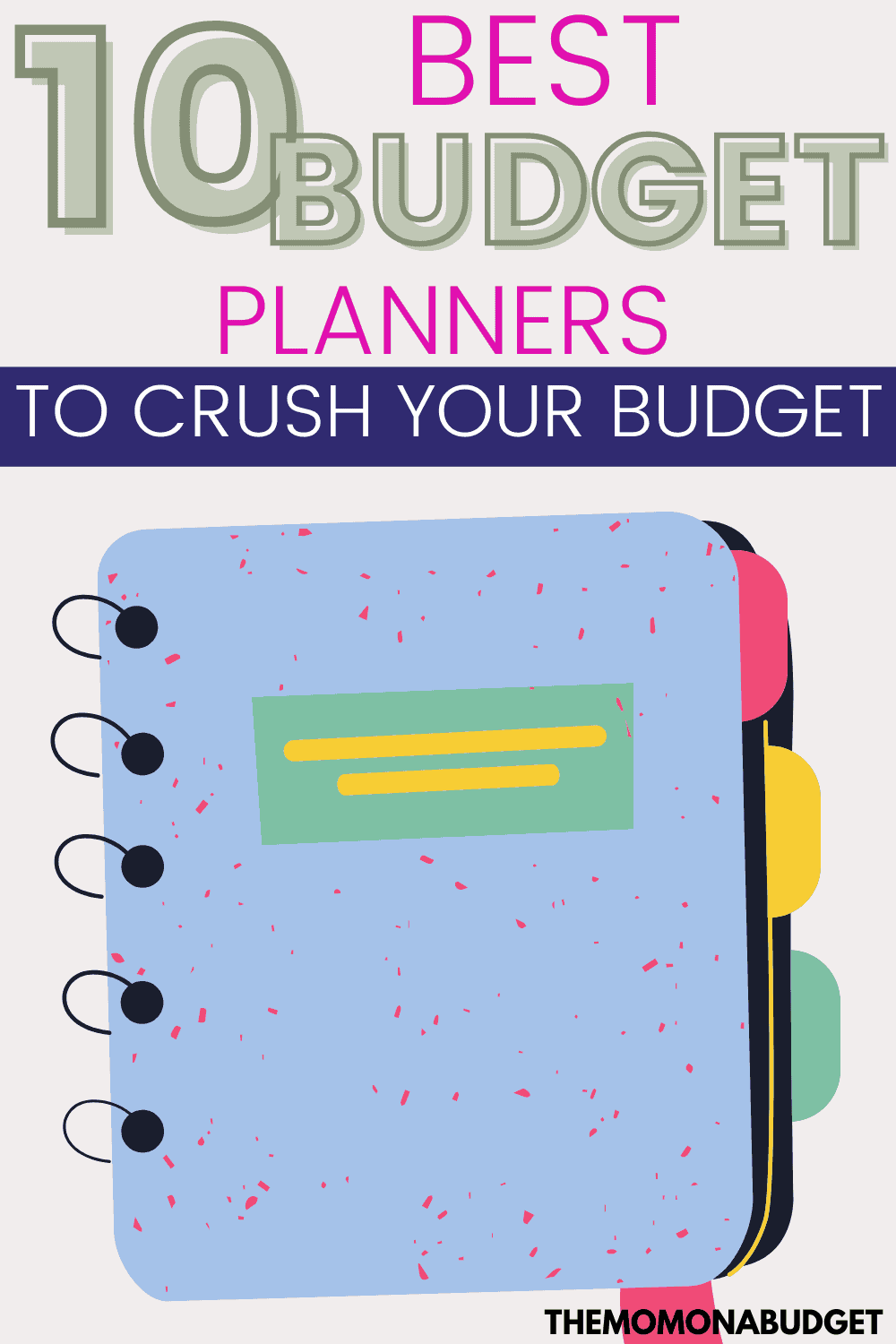 10 best budget planners