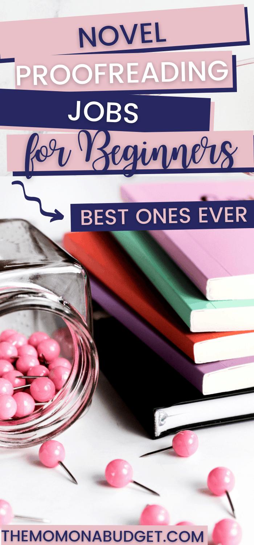 Novel Proofreading Jobs for Beginners