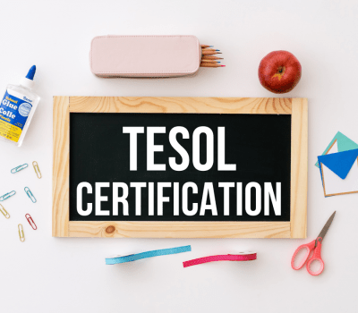 What is ESL Certification? Why You need it and How to get it