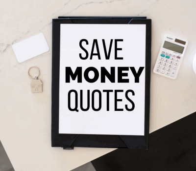 Save Money Inspiration Quotes for Today